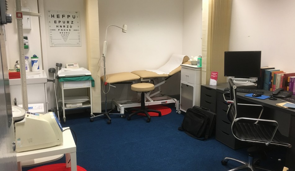 Gp Surgery Consulting Room The Hospital Location